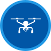 The Insurance Place Drone Icon