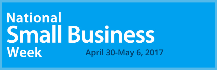 Small Biz Week banner